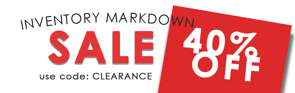 Inventory Markdown Sale at Joshua24.com